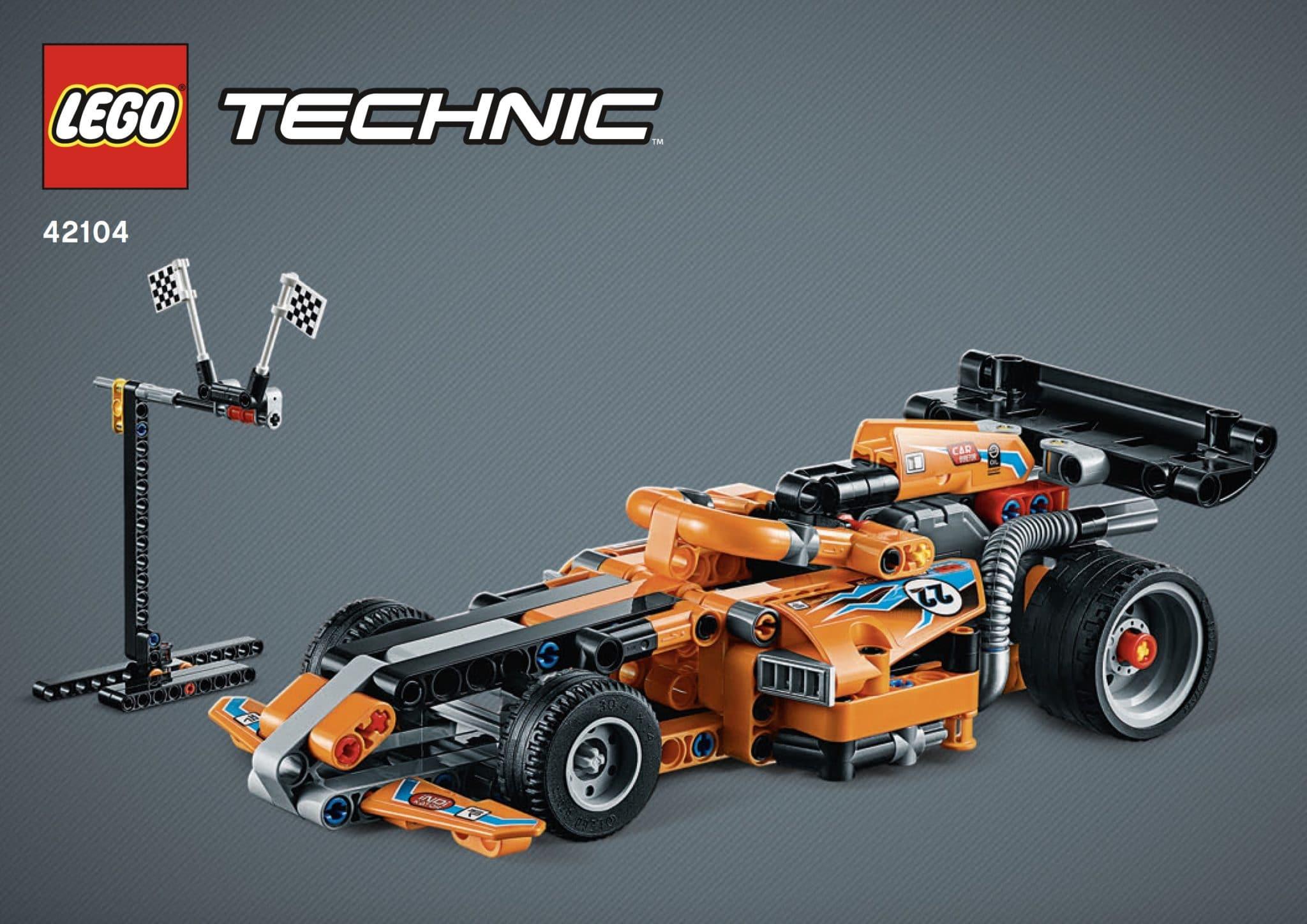 LEGO Technic 42104 B-Modell