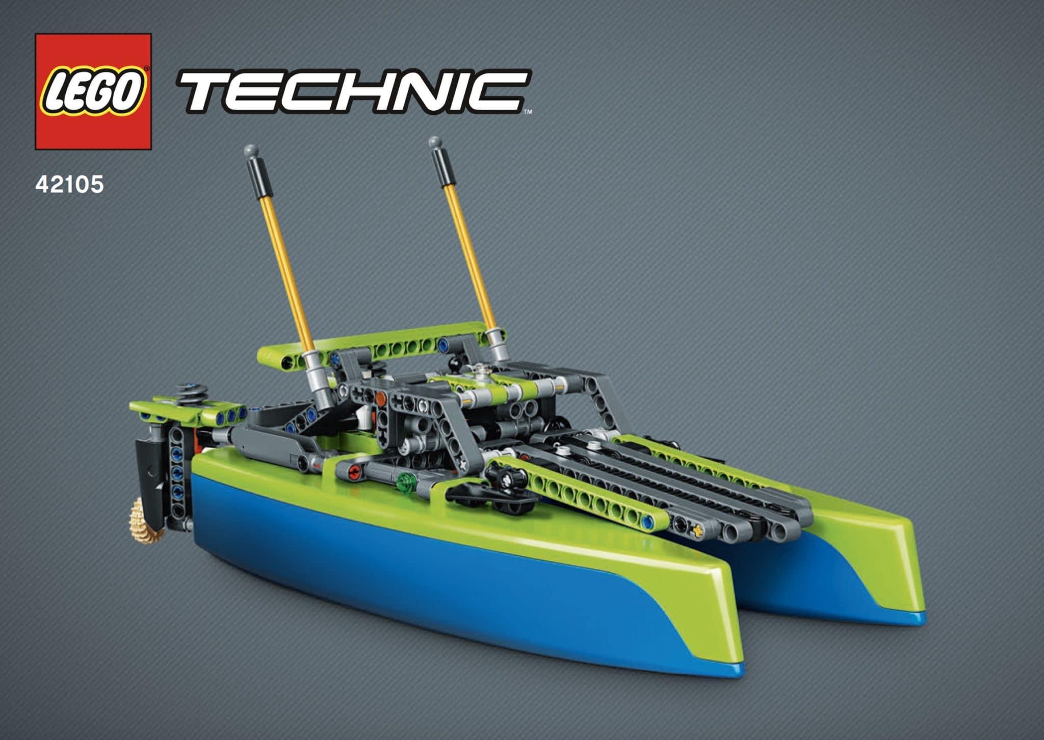 LEGO Technic 42105 B-Modell
