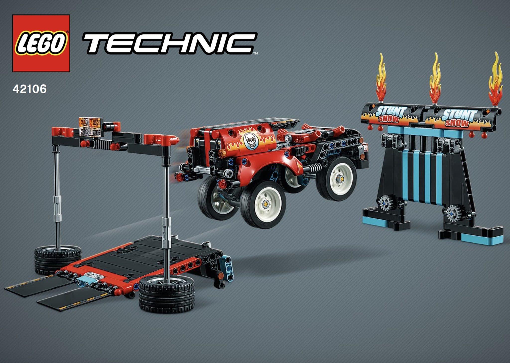 LEGO Technic 42106 B-Modell