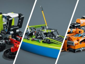 LEGO Technic B-Modelle 2020