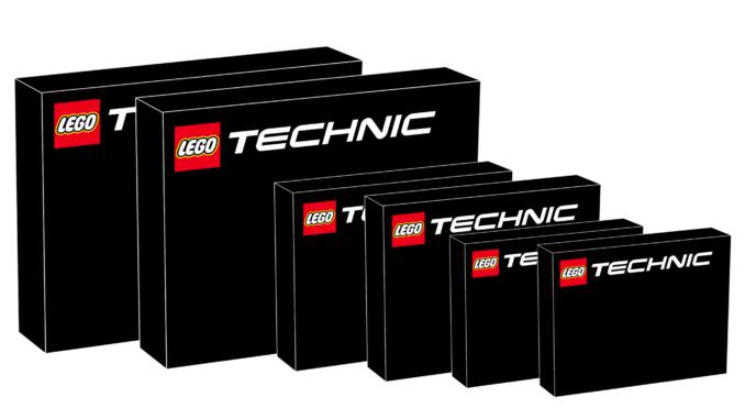 LEGO Technic Sommer 2020