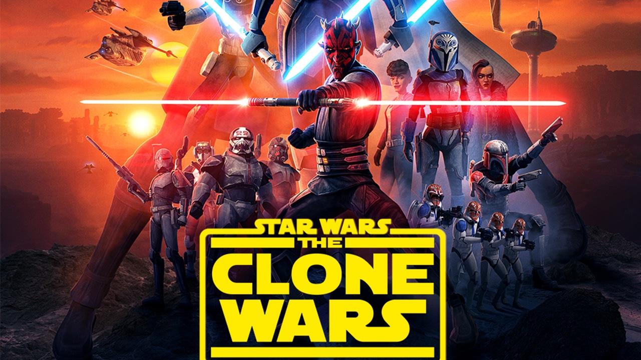 Star Wars The Clone Wars Staffel 7 Start