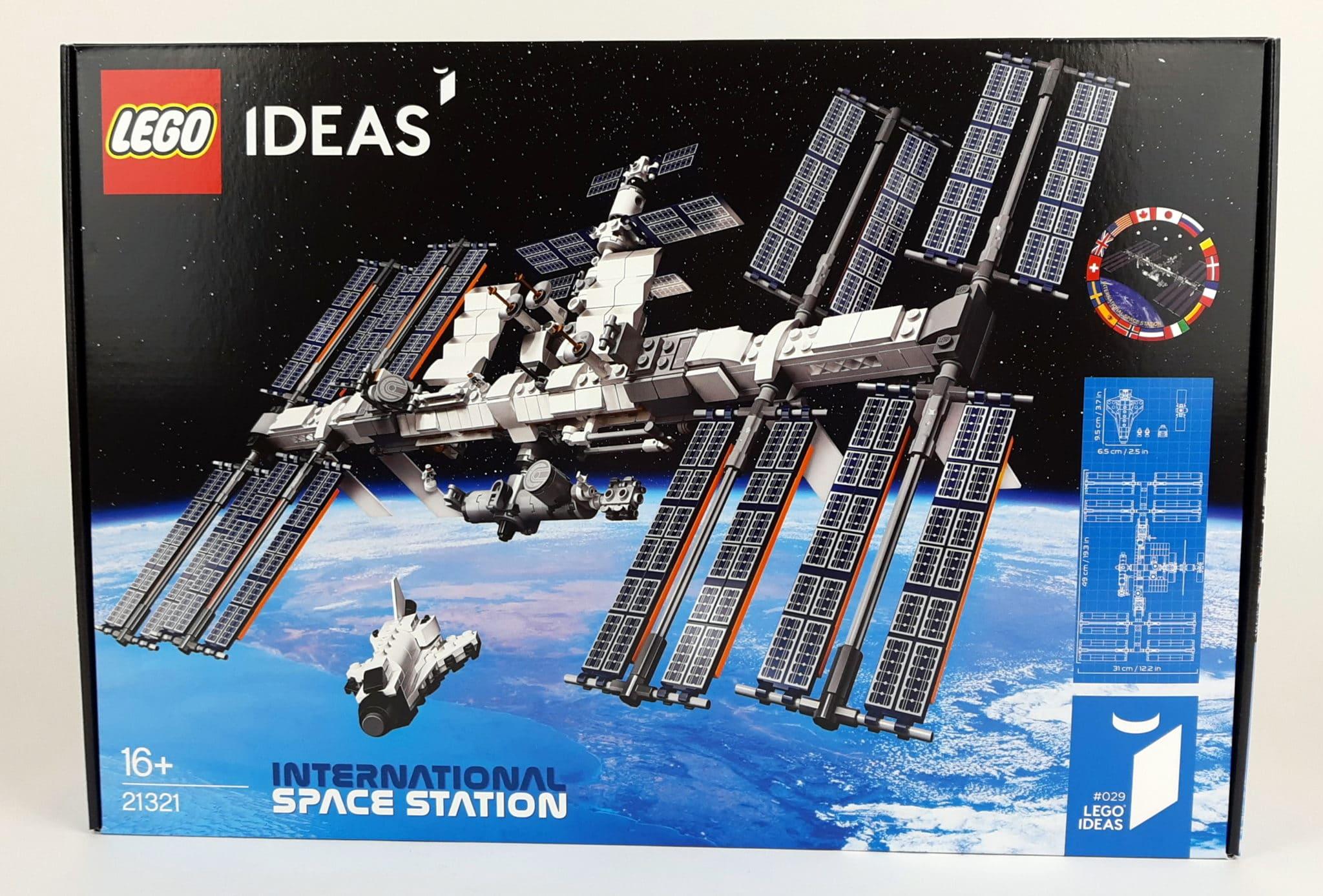 LEGO IDEAS 21321 - Box