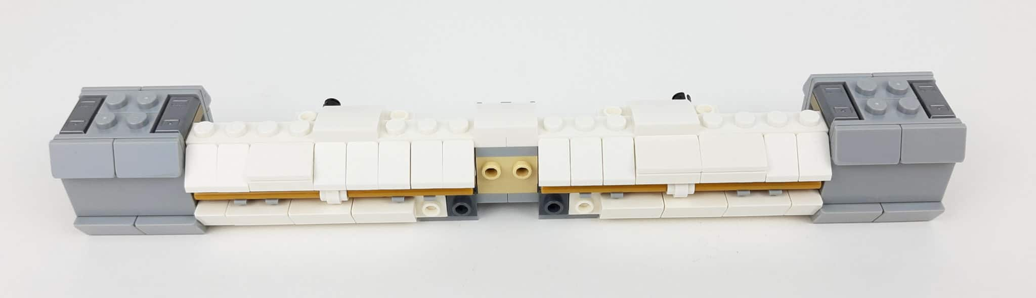 LEGO IDEAS 21321 - Bauabschnitt 3