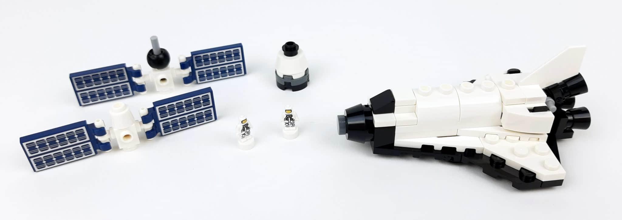 LEGO IDEAS 21321 - Bauabschnitt 1