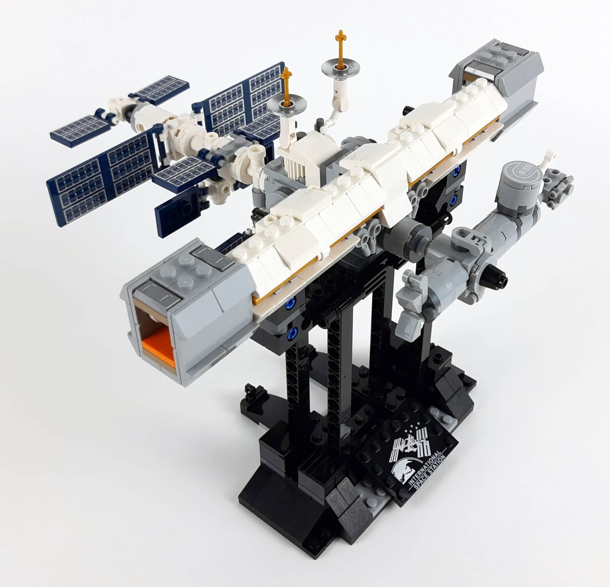 LEGO IDEAS 21321 - Bauabschnitt 4