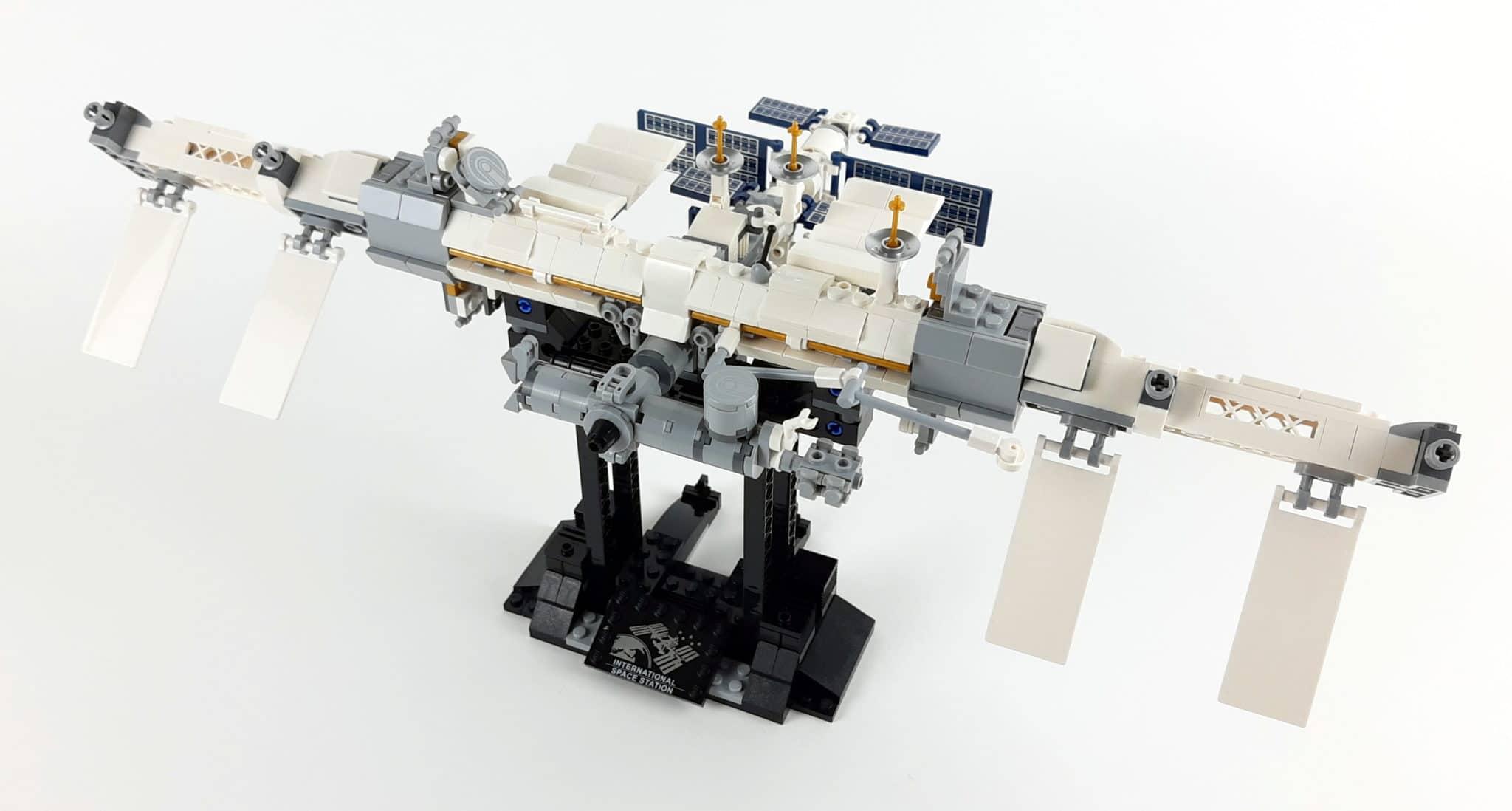 LEGO IDEAS 21321 - Bauabschnitt 5