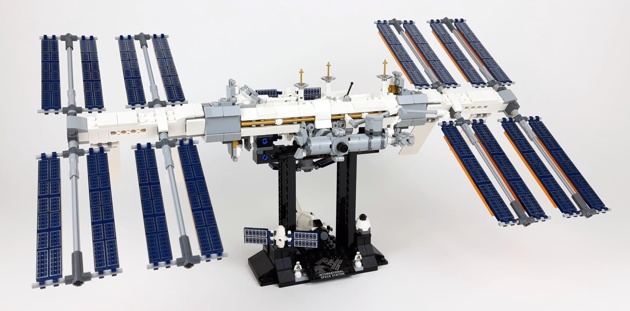 LEGO IDEAS 21321 - Bauabschnitt 6