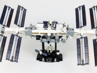 LEGO IDEAS 21321 - Totale mit gedrehten Sonnenpanelen