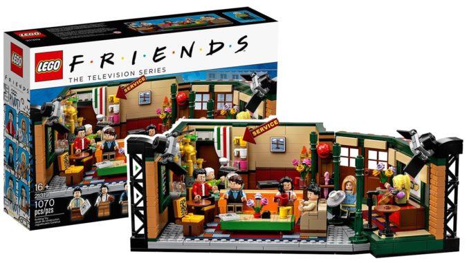 LEGO Ideas 21319 Central Perk Angebot
