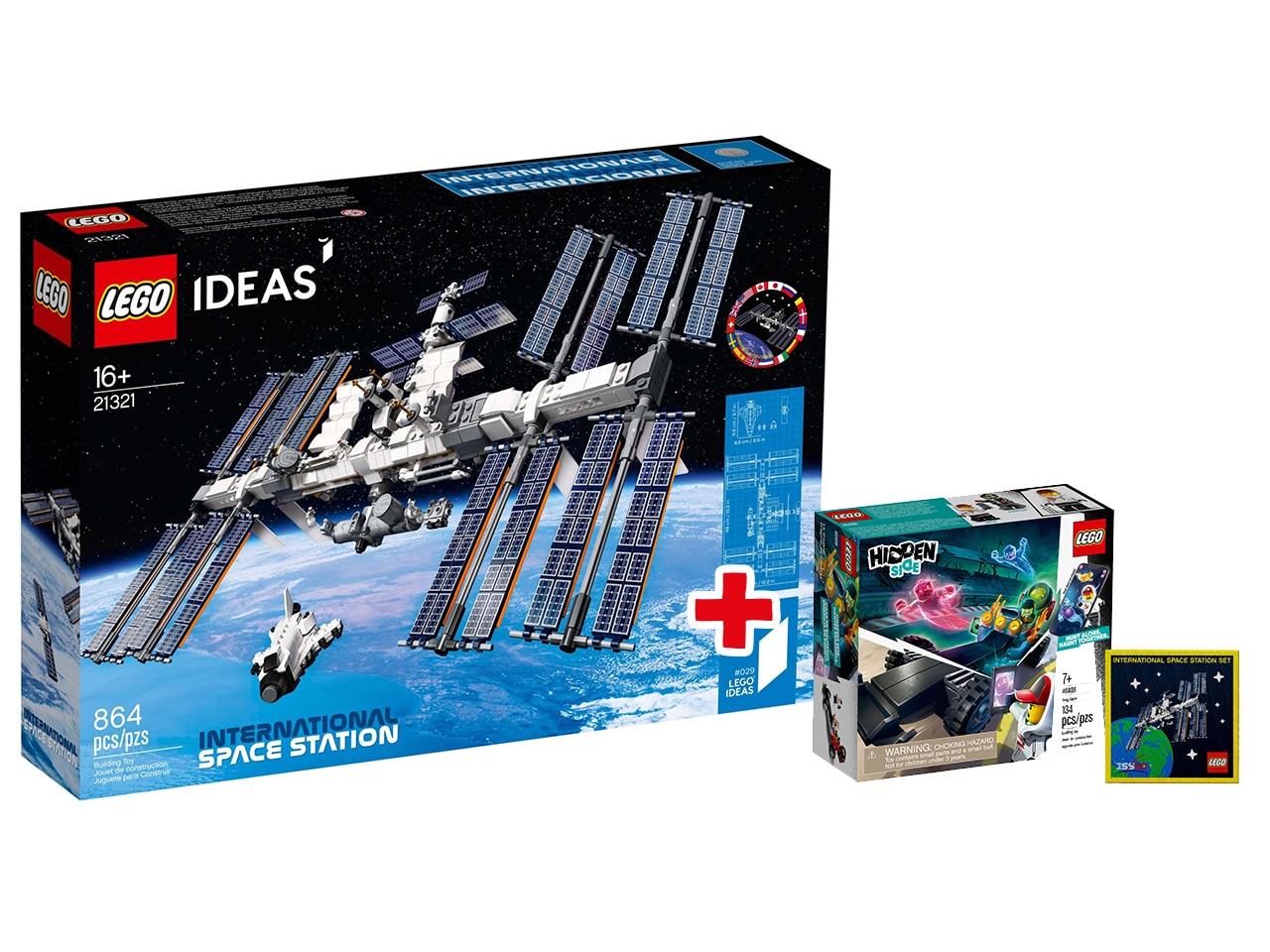 LEGO Ideas 21321 Internationale Raumstation: Verkauf der ISS