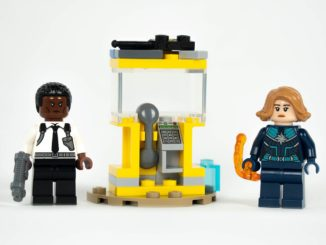 LEGO 30453 Captain Marvel Polybag Review