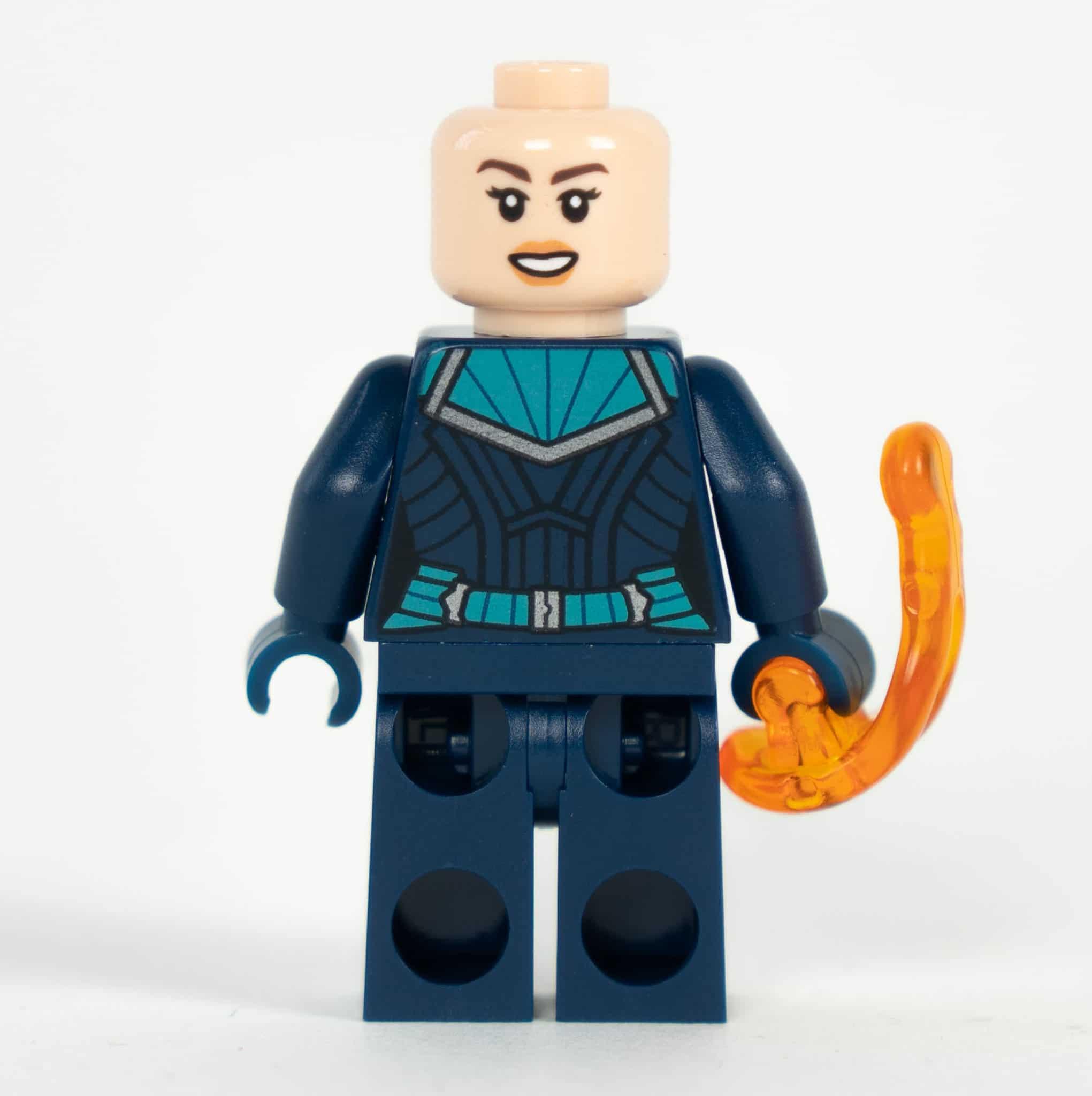 LEGO sh605: Captain Marvel in Kree Starforce Uniform