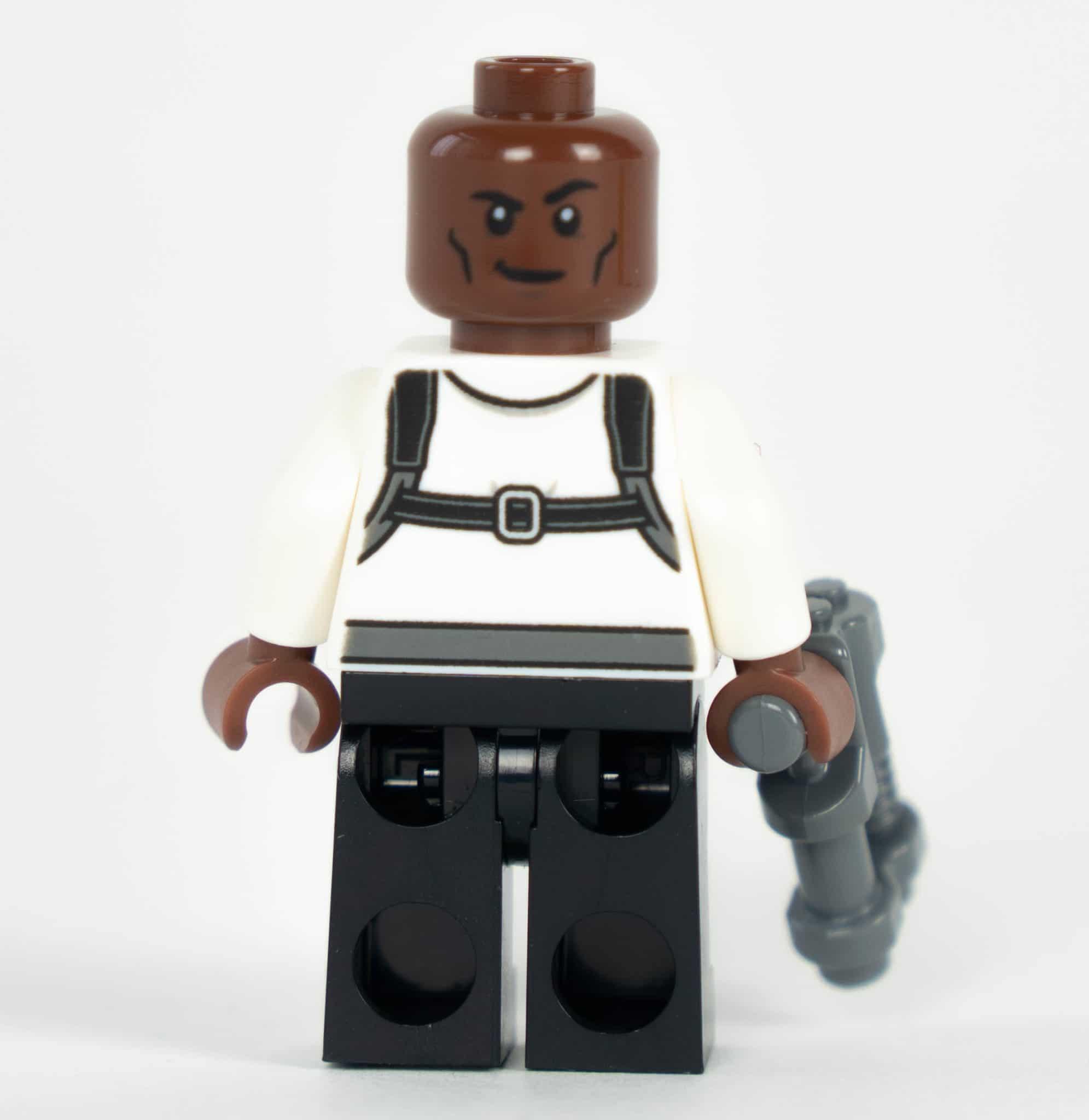 LEGO sh554 Nick Fury Minifigur