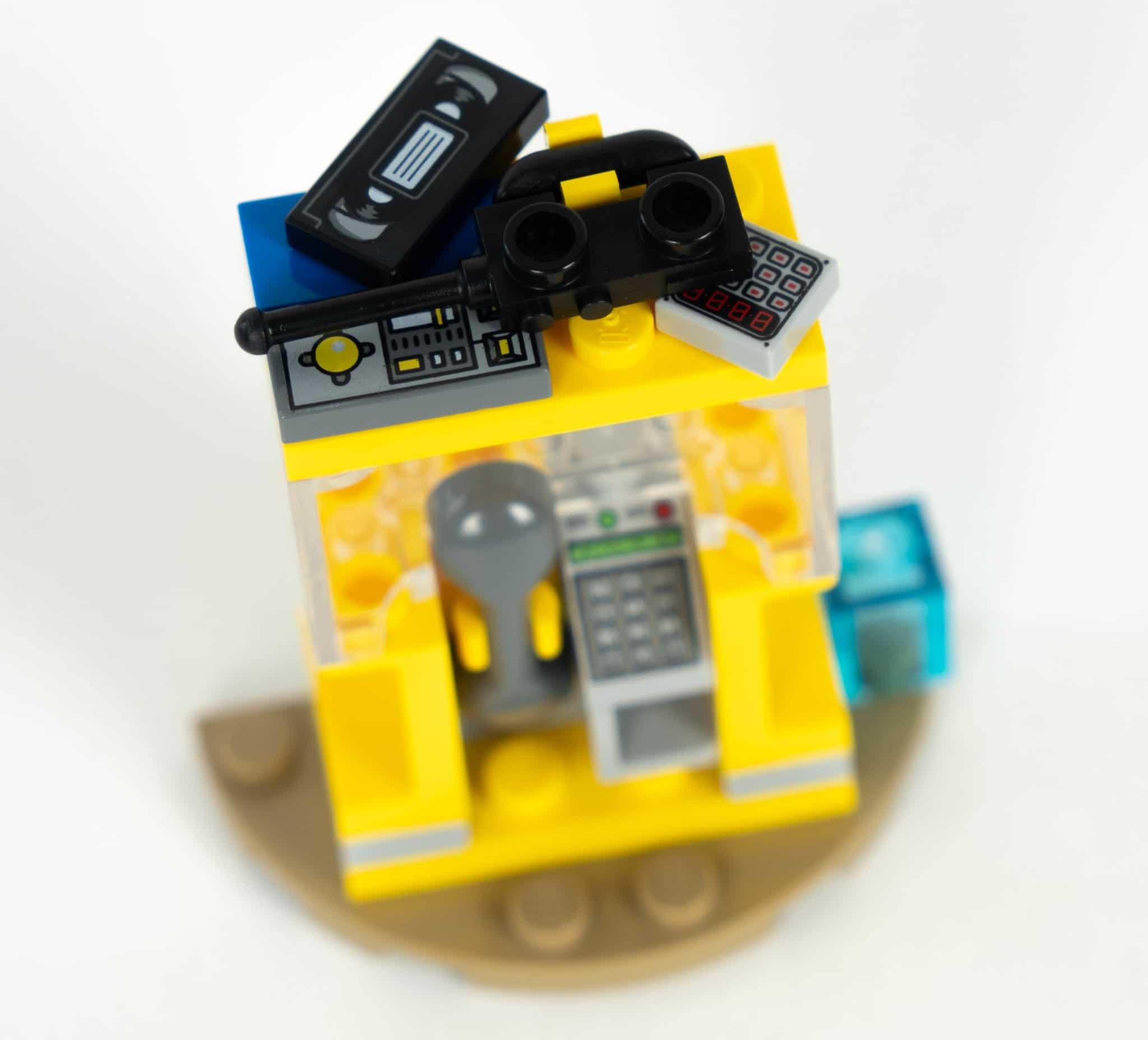 LEGO 30453 Captain Marvel Telefonzelle