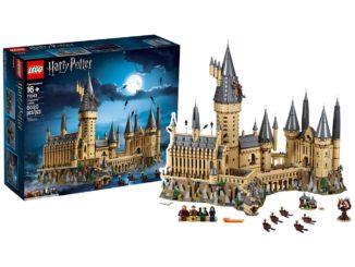 LEGO 71043 Schloss Hogwarts Angebot zum Bestpreis