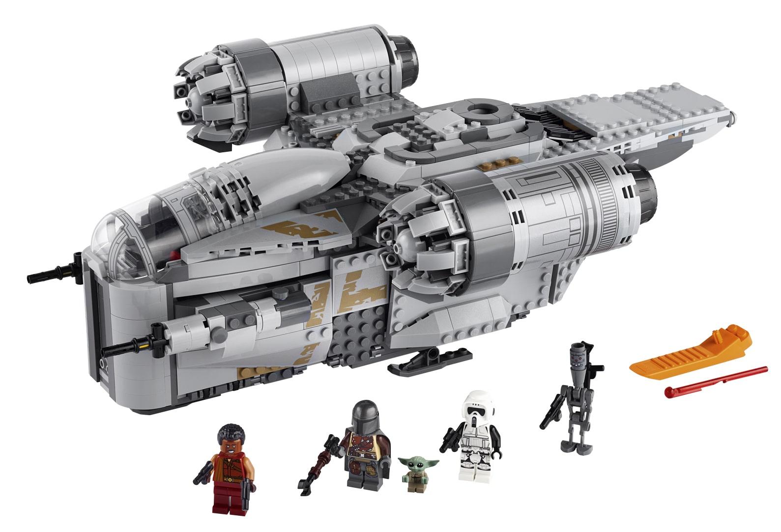 LEGO Star Wars 75292 Razor Crest Raumschiff
