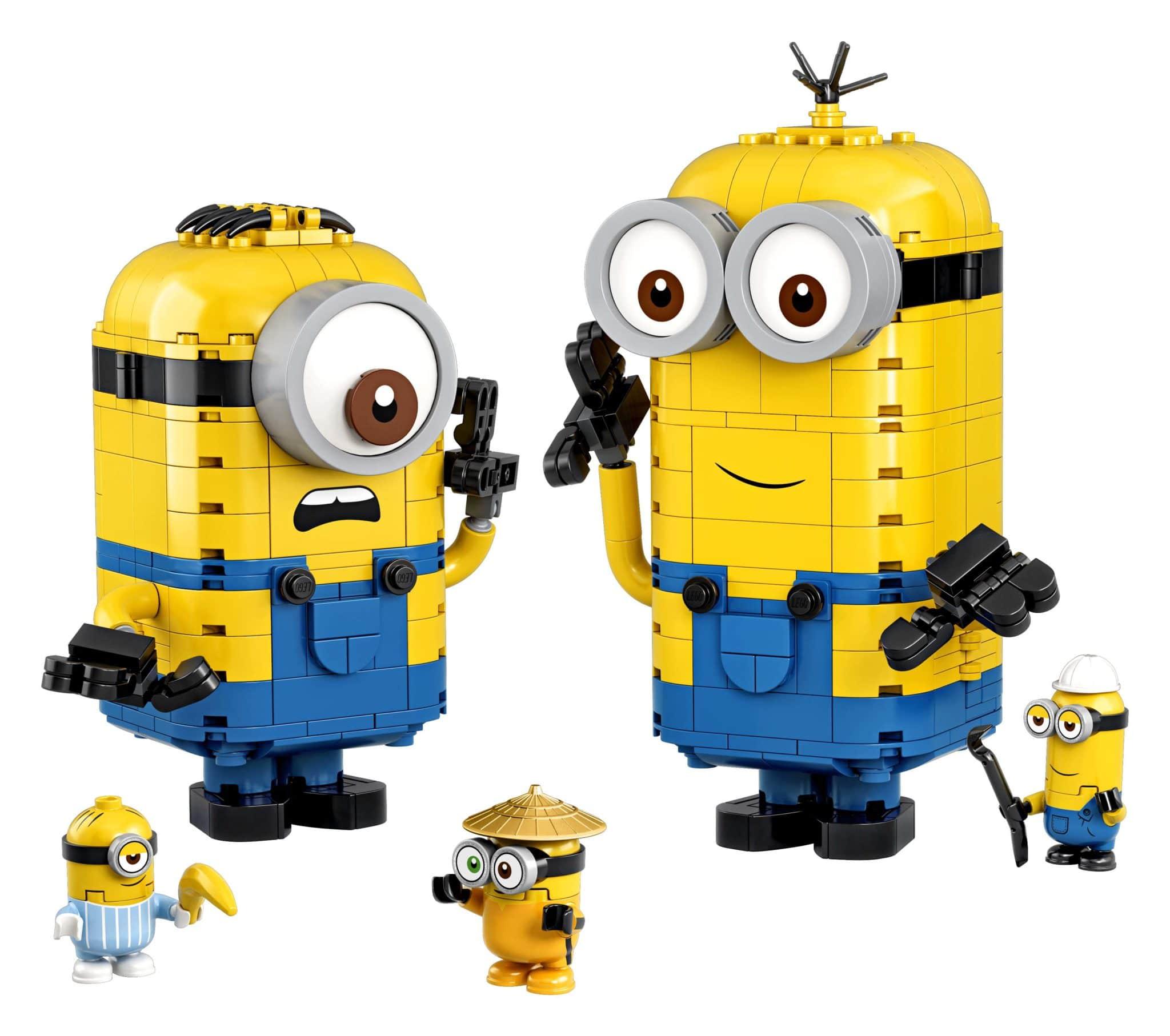 LEGO 75551 Brick Built Minions