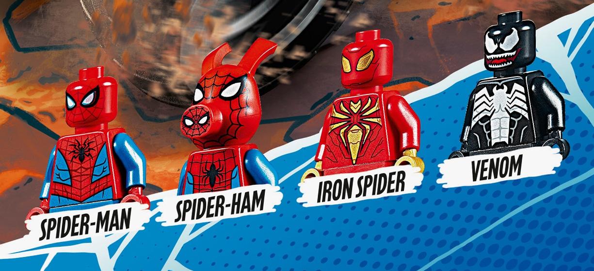 LEGO 76151 Minifiguren