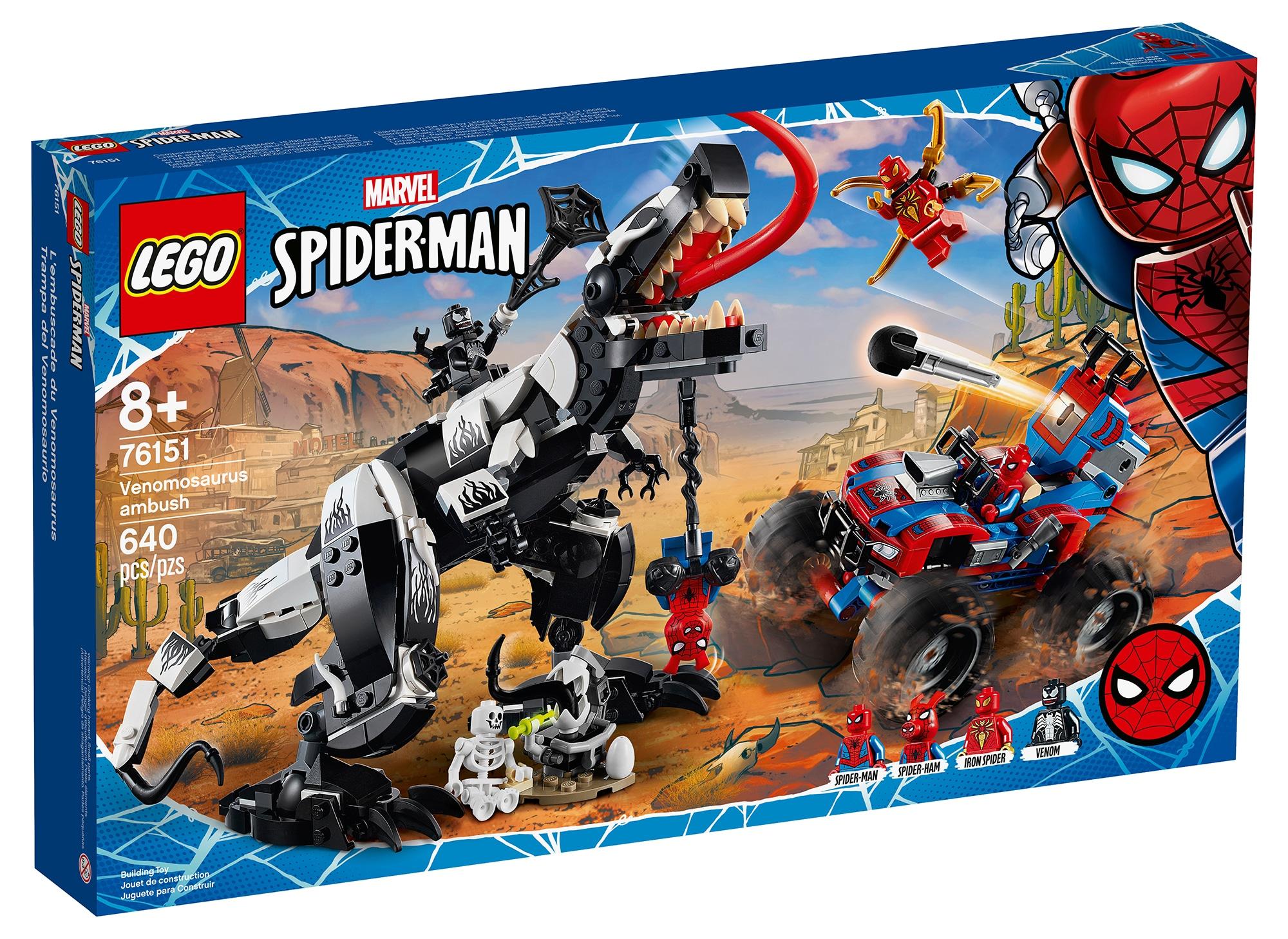 LEGO 76151 Venomsaurus Ambush Box