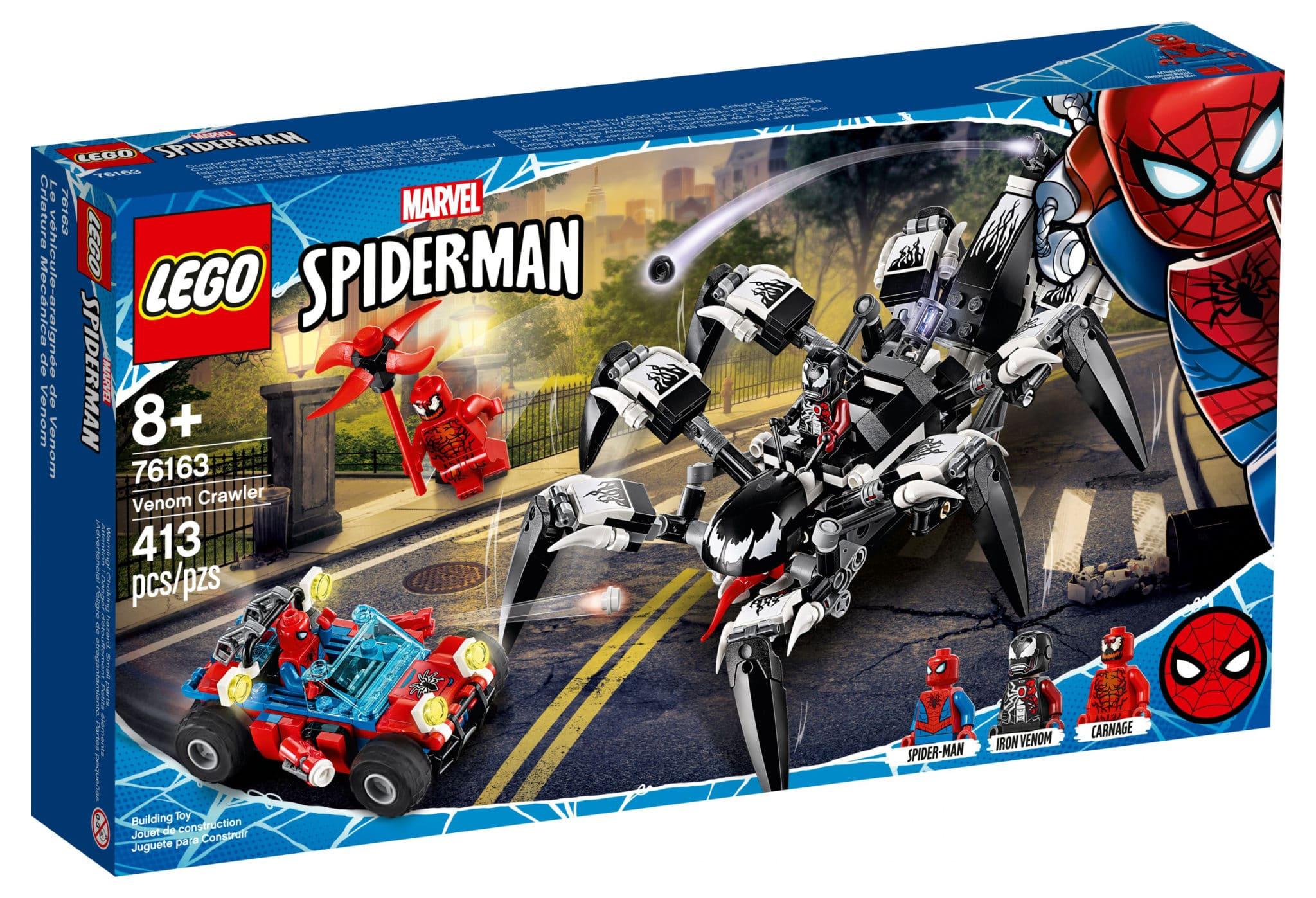 LEGO 76163 Venom Krabbler