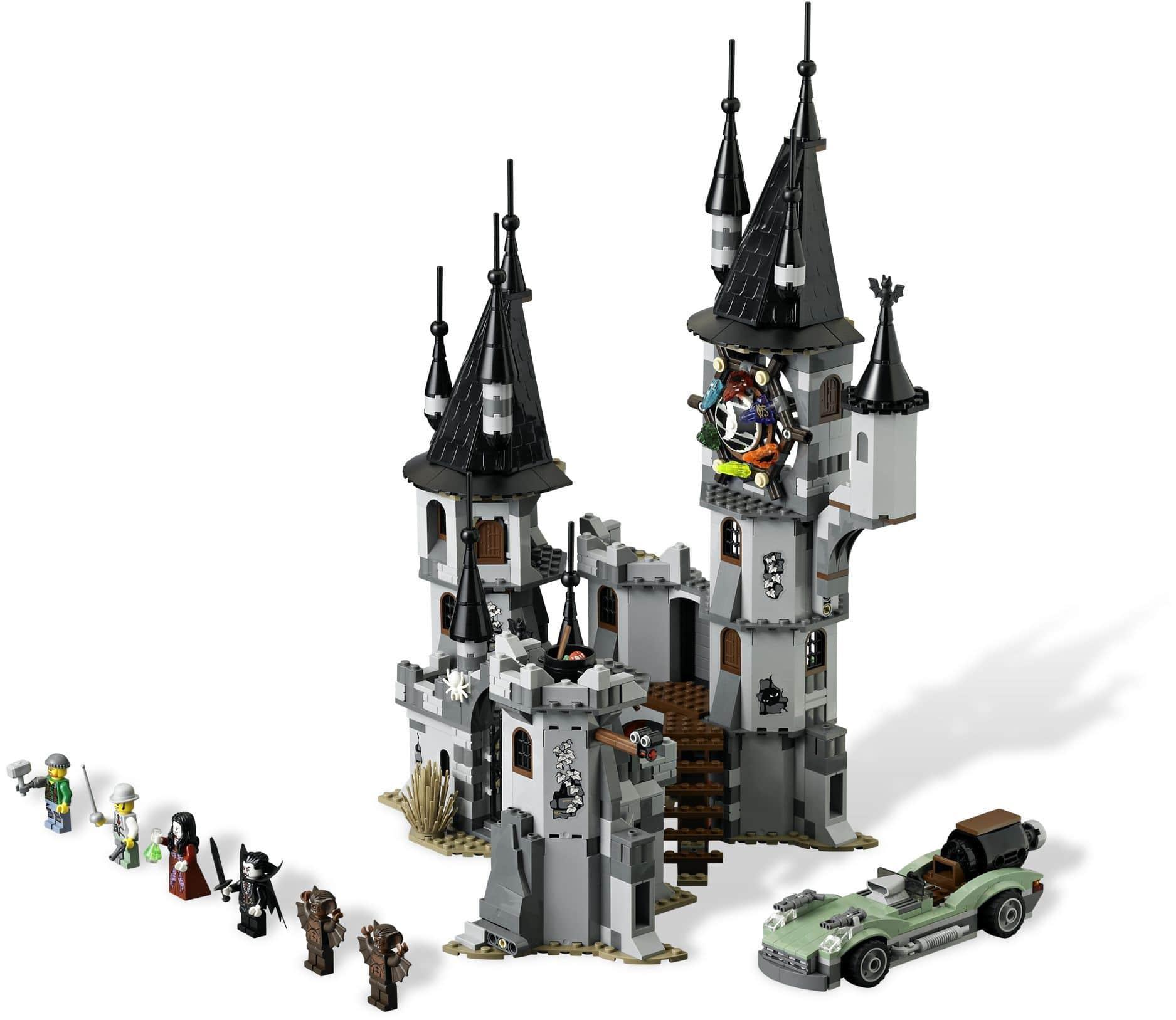 LEGO 9468 Vampirschloss