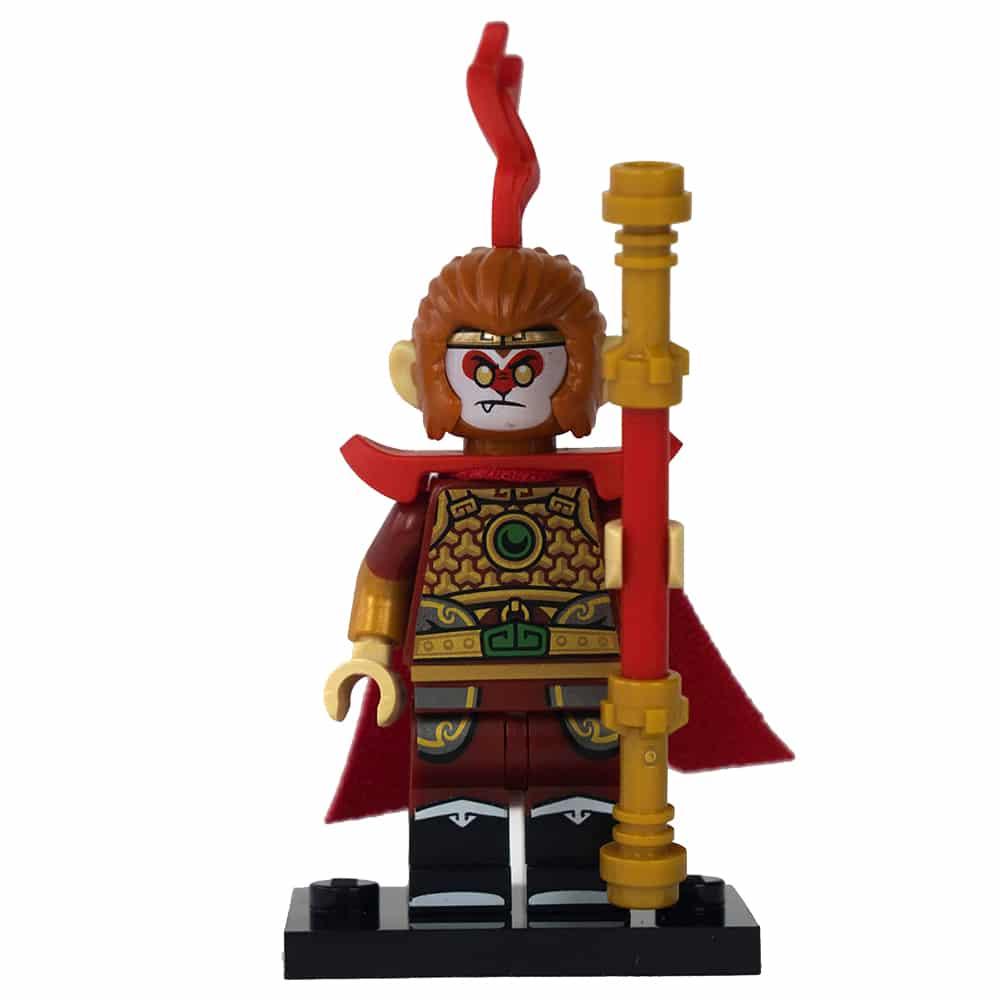 LEGO Affenkönig Minifigur