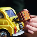 LEGO Creator Expert 10271 Fiat 500 Koffer