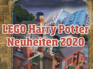 LEGO Harry Potter Neuheiten 2020