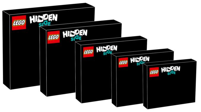 LEGO Hidden Side Sommer 2020