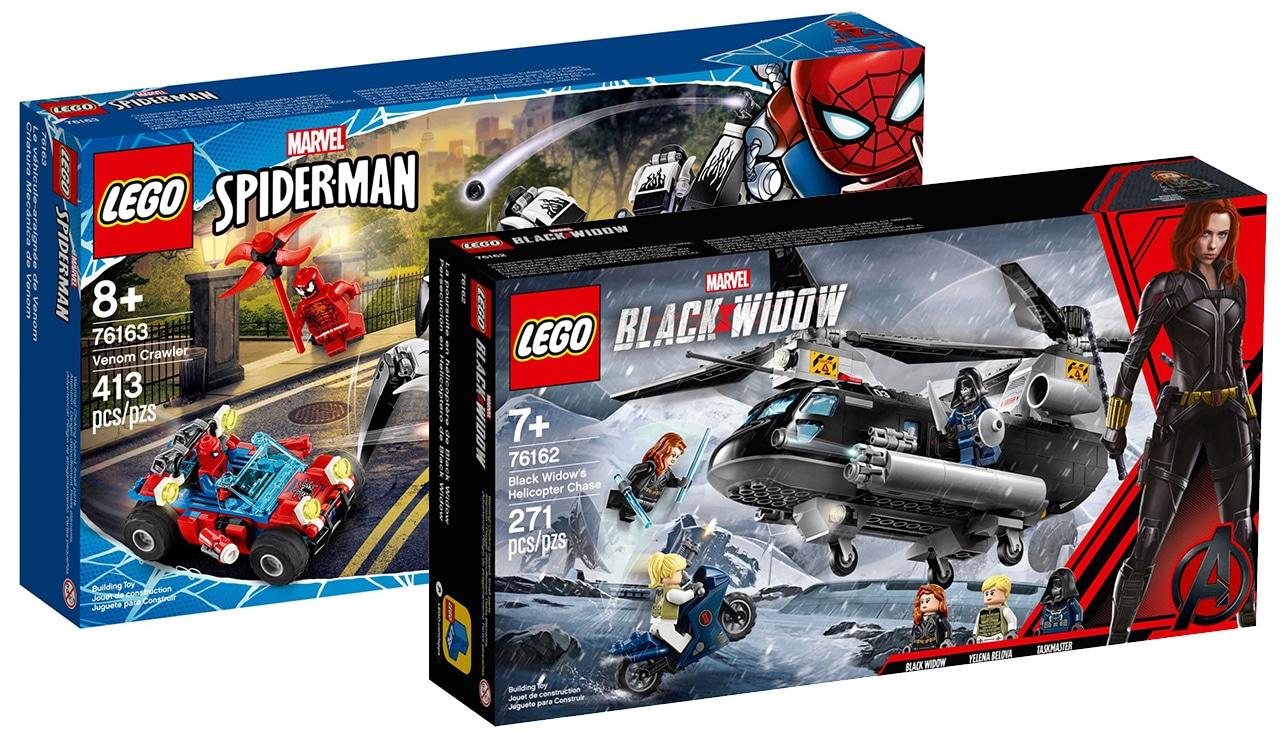 LEGO Marvel Neuheiten März 2020