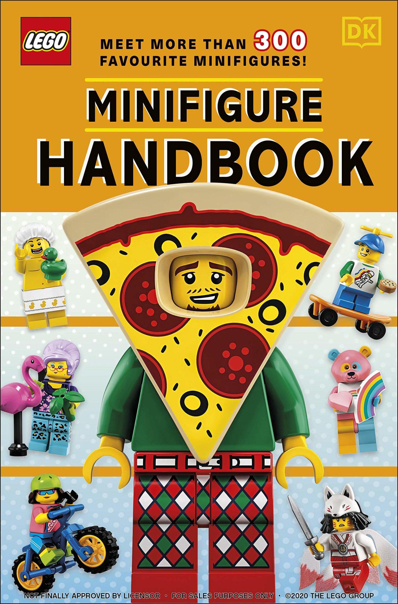 LEGO Minifiguren Handbook Cover