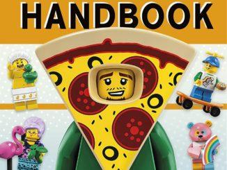 LEGO Minifiguren Handbook erscheint September 2020