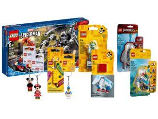 LEGO Neuheiten im März 2020