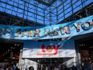 LEGO auf der New York Toy Fair