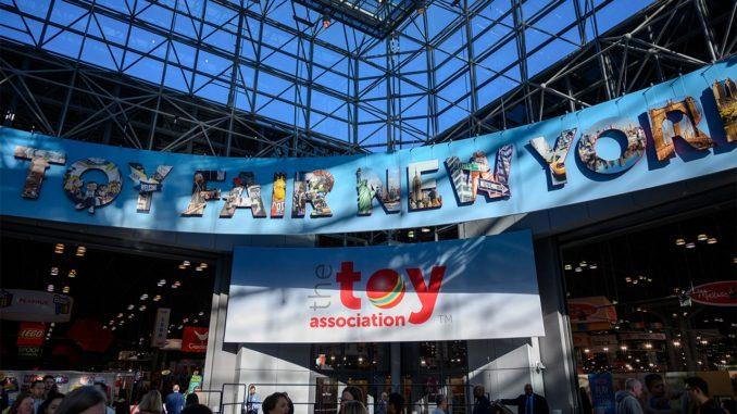 LEGO auf der New York Toy Fair
