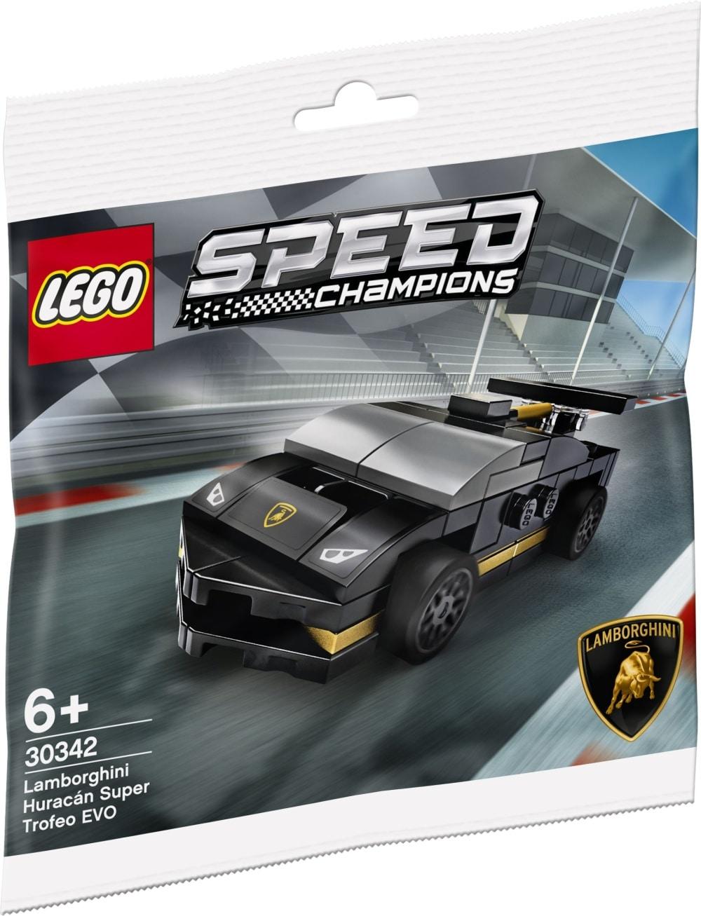 LEGO 30342 Lamborghini Huracan Super Trofeo EVO Polybag