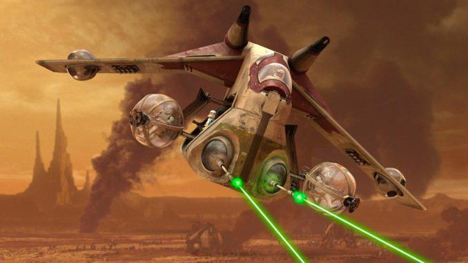 LEGO UCS Imperial Gunship