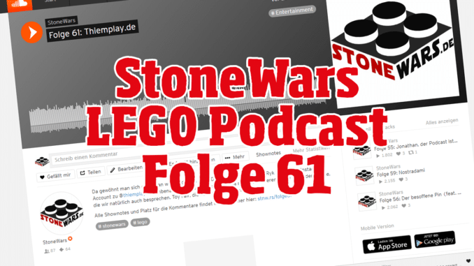 StoneWars Podcasts Folge 61