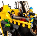 LEGO 21322 Pirate of Barracuda Bay Detailansicht