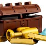 Der Schatz der LEGO 21322 Pirate of Barracuda Bay