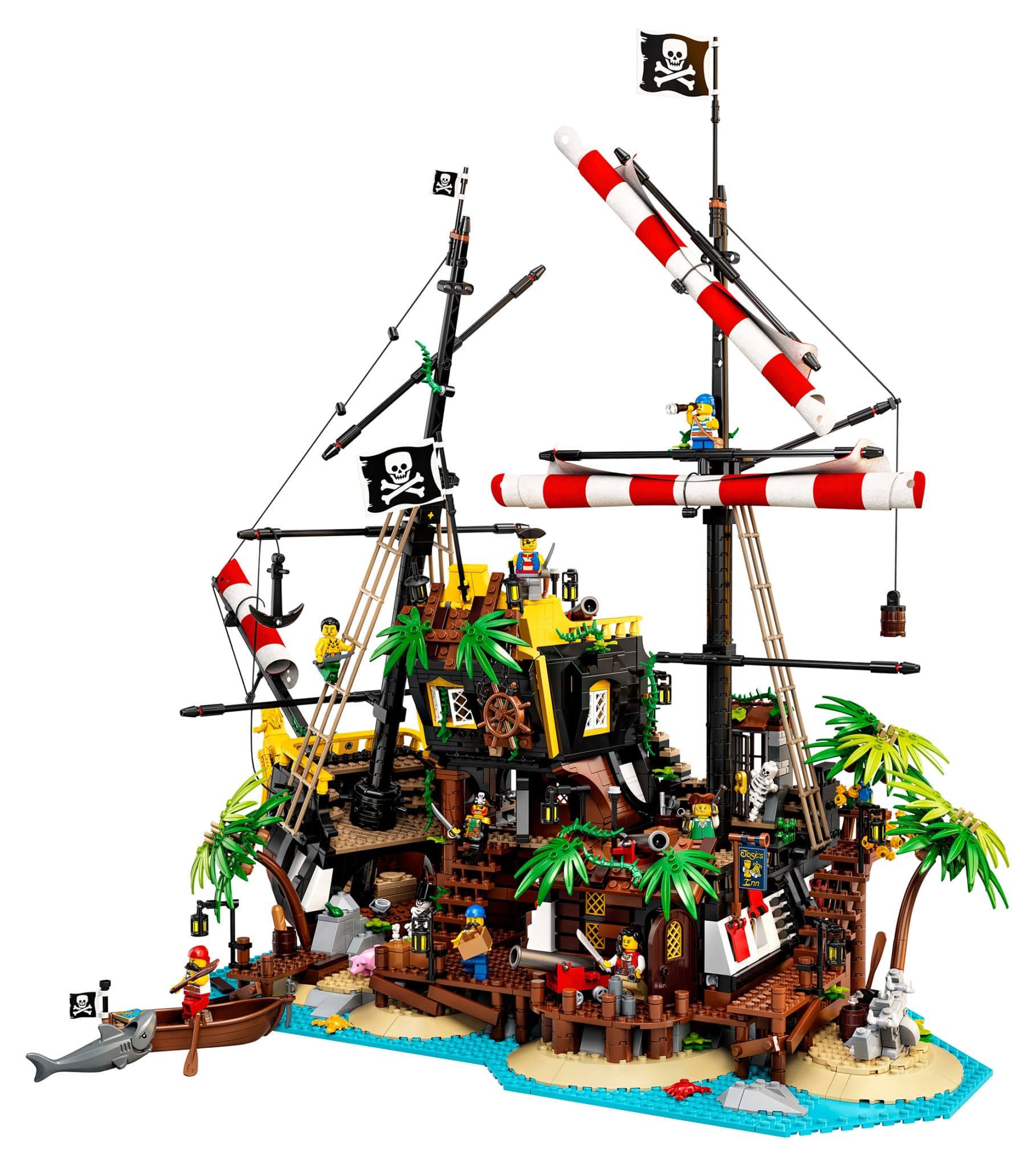 LEGO 21322 Pirate of Barracuda Bay