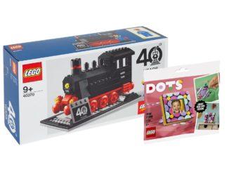 LEGO 40370 und 30556 Gratisaktionen gestartet