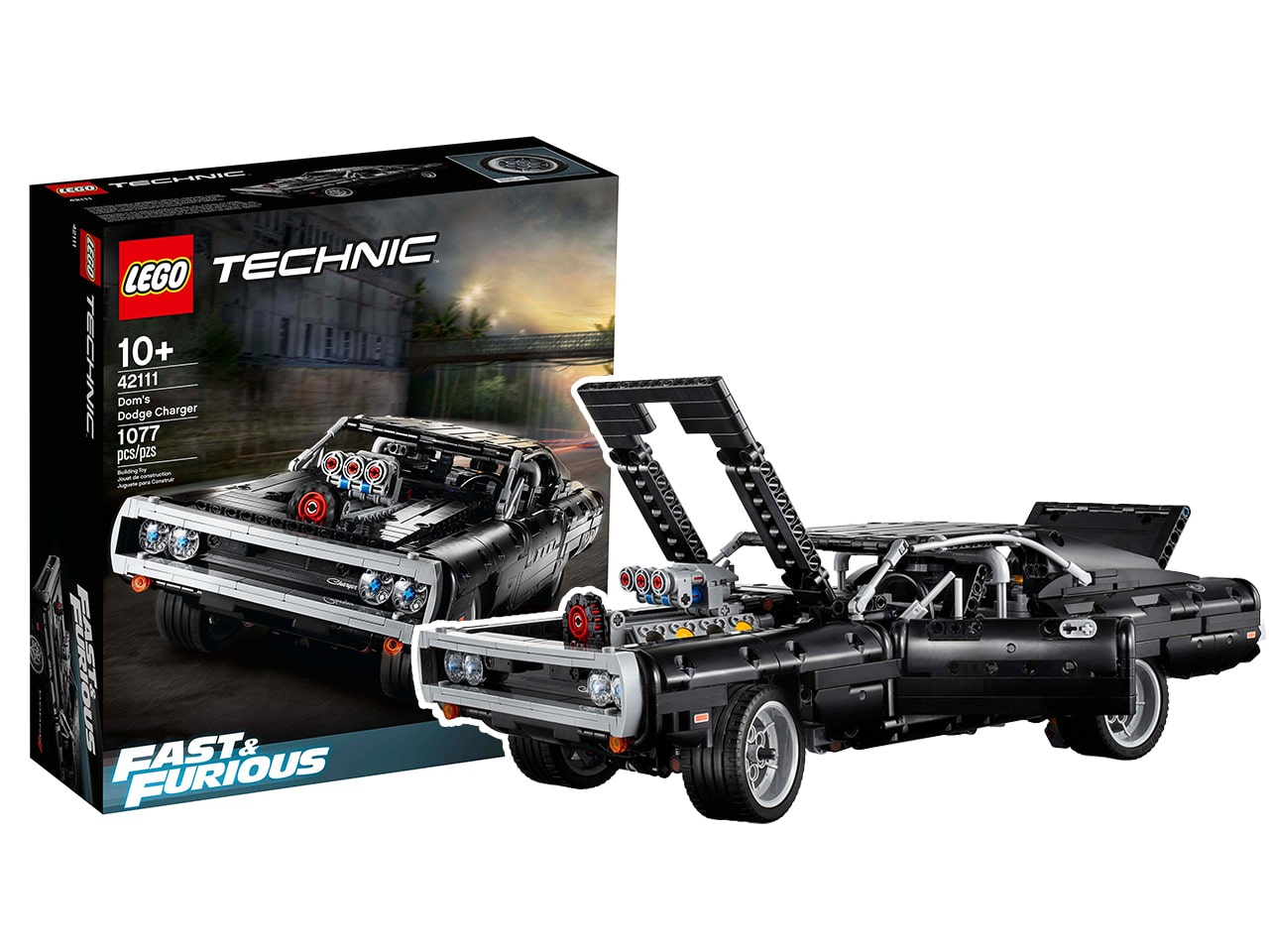 LEGO 42111 Dodge Charger