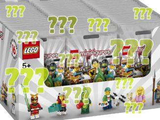 LEGO 71027 Box-Verteilung bekannt