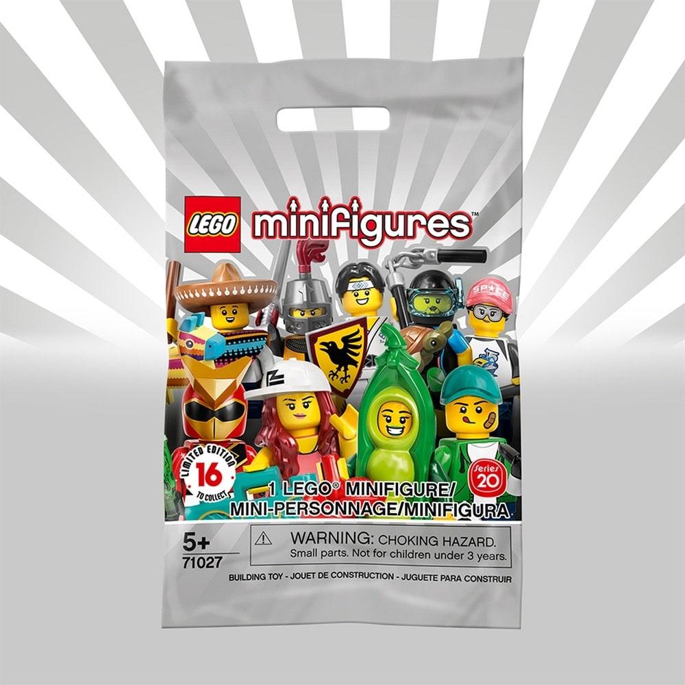 LEGO 71027 Minifiguren Serie 20 Blindbag