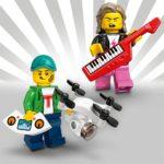 LEGO Minifiguren Serie 20: Drohnen-Typ und Keytar-Player