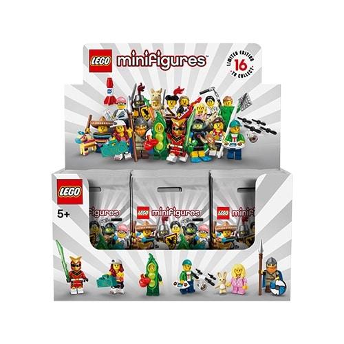 LEGO 71027 Minifiguren Serie 20 Box