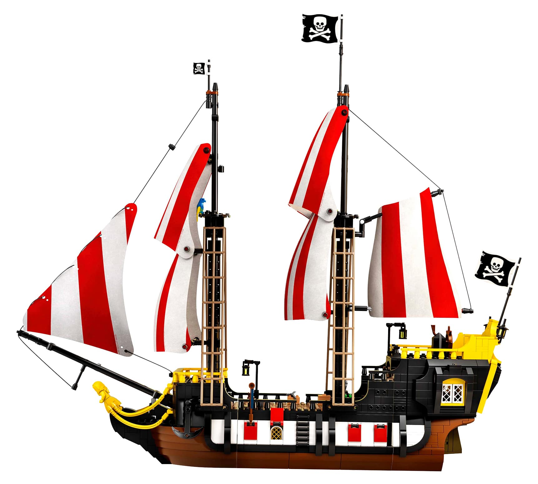 LEGO Black Seas Barracuda (2020)