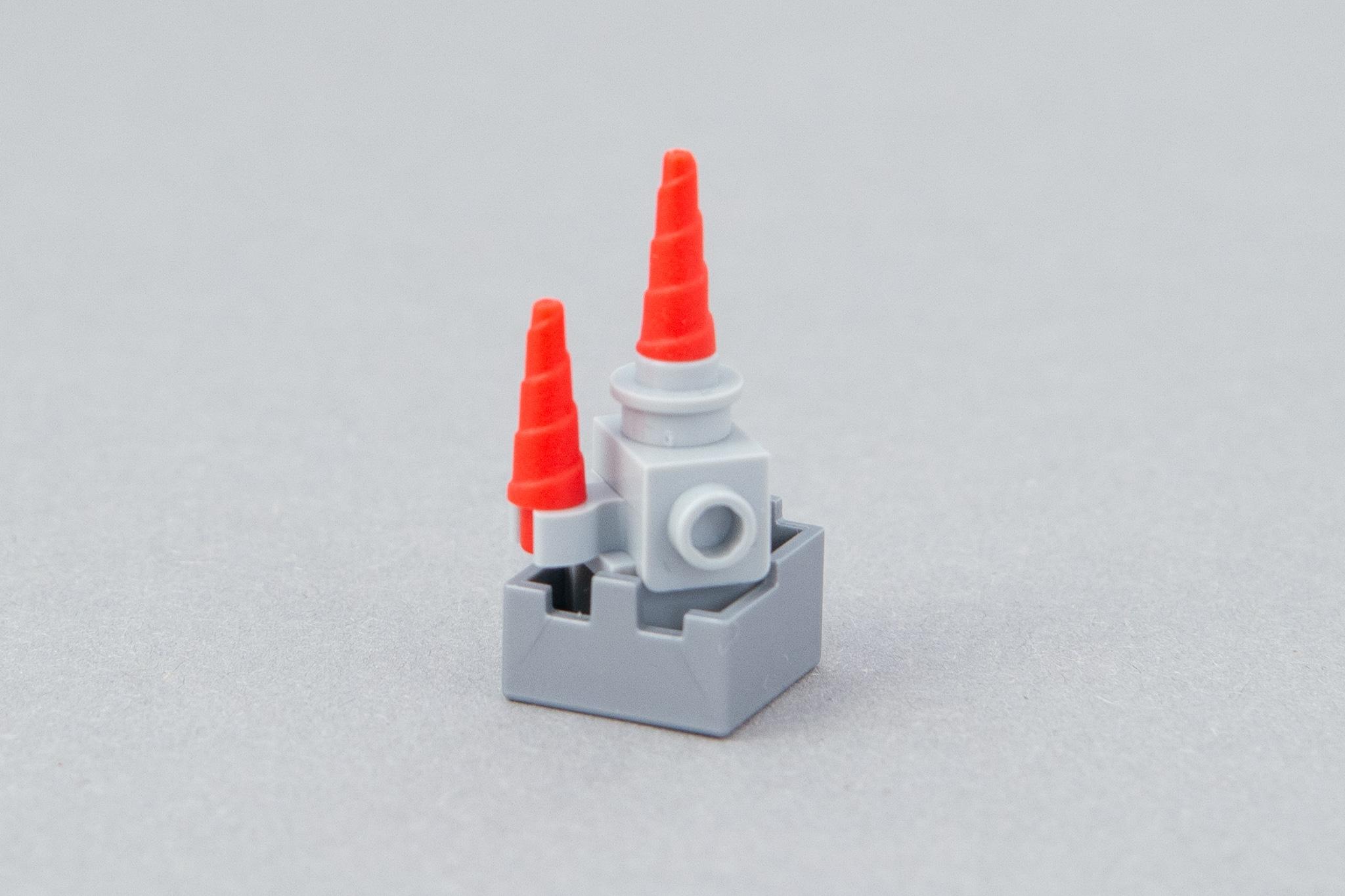 LEGO MOC Ritterburg